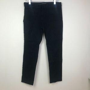 Women's BANANA REPUBLIC Black Sloan Pants Size 4